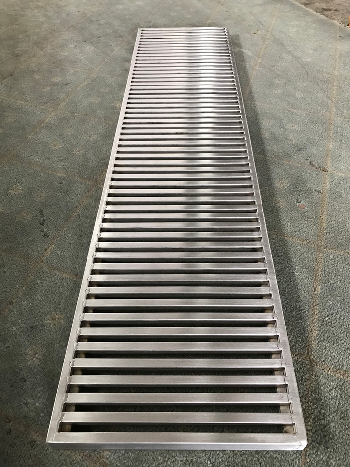 Stainless Steel Grates