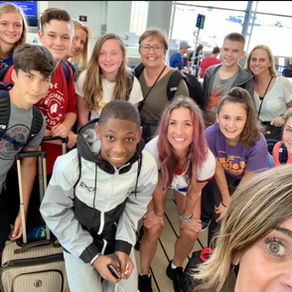 Group travel...changing and saving student lives one trip at a time.
