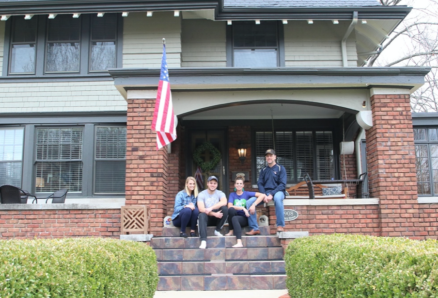 #porchproject Photo by Chris Alvey