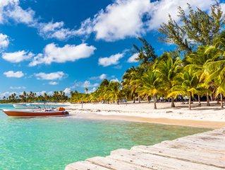 The most AMAZING beaches of Punta Cana