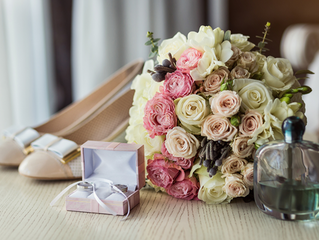 8 things every bride should wear on her wedding day.