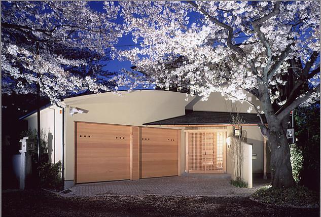 和風建築・和風住宅   外観   東京都北区   椿建築デザイン研究所