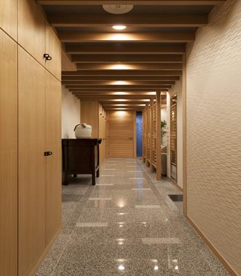 ラウンジ(廊下2)