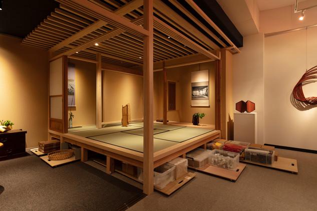 東京都中央区銀座の茶室「具庵」