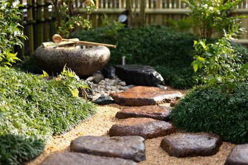 和風建築・和風住宅   屋上庭園・露地   東京都   椿建築デザイン研究所