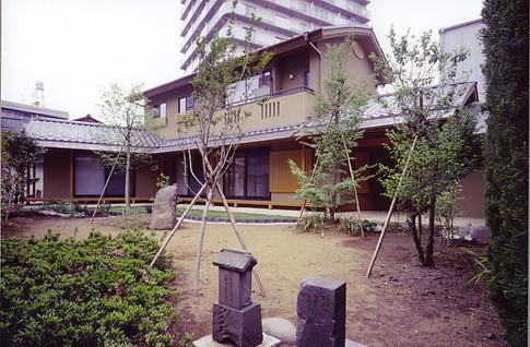 Exterior | Traditional japanese house | Japan | Tsubaki Architectural Design Institute