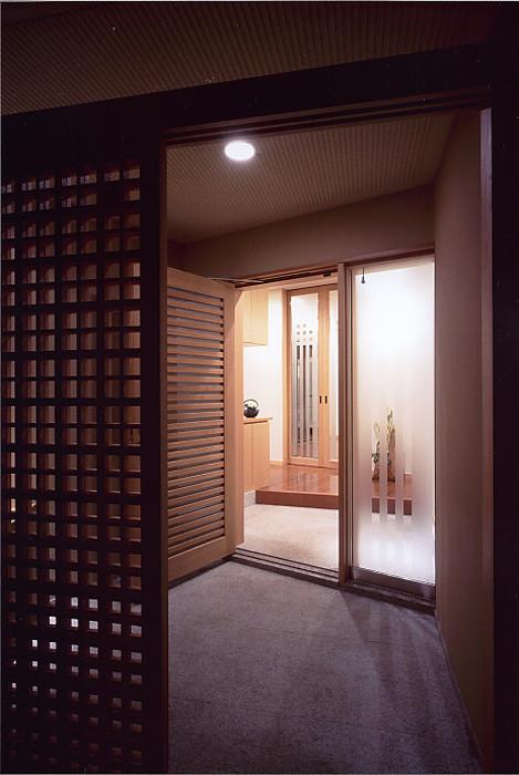 和風建築・和風住宅 | インテリア | 東京都北区 | 椿建築デザイン研究所