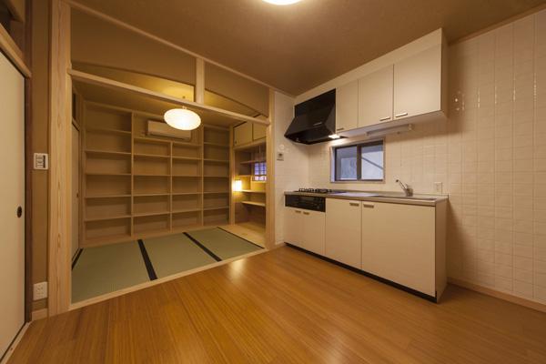 水屋,キッチン(1)