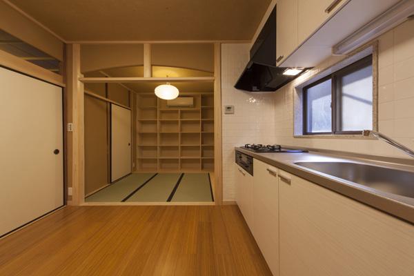水屋,キッチン(2)