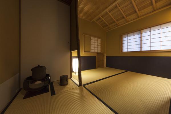 茶室(二畳台目)