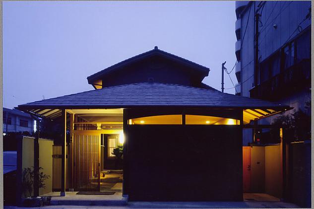 和風建築・和風住宅 | 外観 | 埼玉県川口市 | 椿建築デザイン研究所