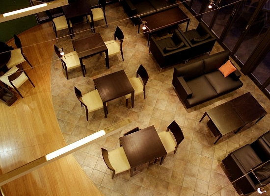 カフェ席(2)