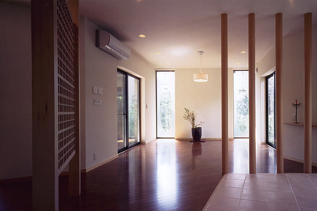 和風建築・和風住宅   インテリア   東京都北区   椿建築デザイン研究所