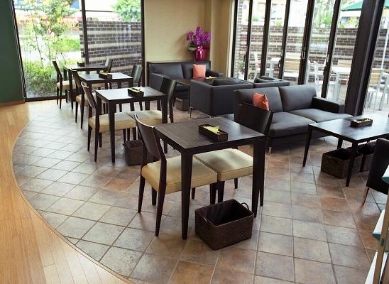 カフェ席(1)