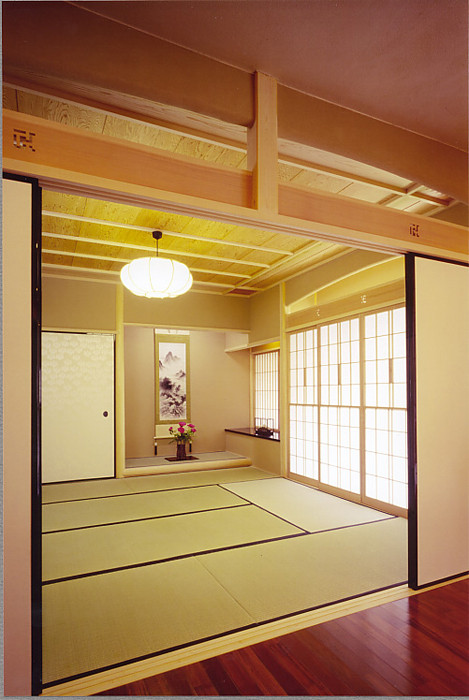 和風建築・和風住宅 | インテリア | 埼玉県川口市 | 椿建築デザイン研究所