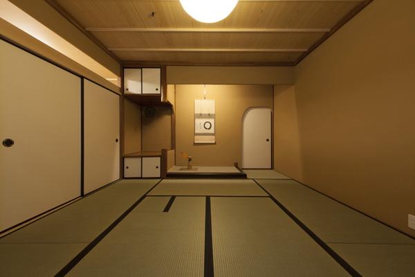 茶室8畳(1)