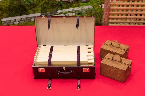Zen-An禅庵、スーツケース収納