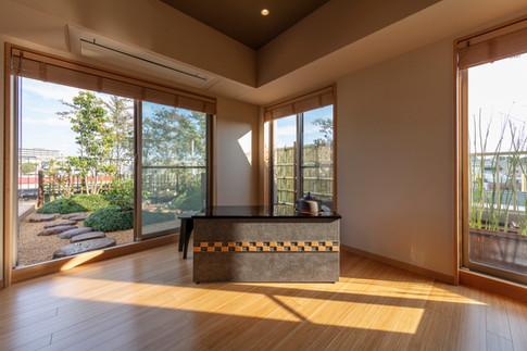 和風建築・和風住宅   広間   東京都   椿建築デザイン研究所