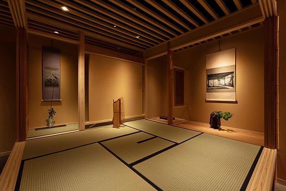 茶室 | Japanese Tea House(Chashitsu) and Traditional japanese house