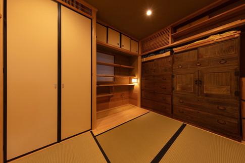 和風建築・和風住宅   水屋   東京都   椿建築デザイン研究所
