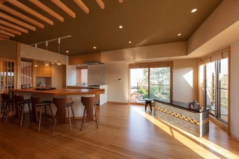 和風建築・和風住宅 | サロン | 東京都 | 椿建築デザイン研究所