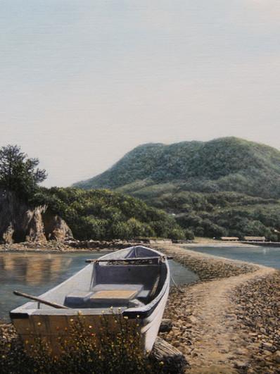 記憶の夏 東和町 白木山
