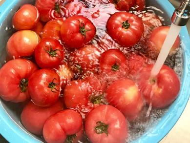 トマトもジャムに