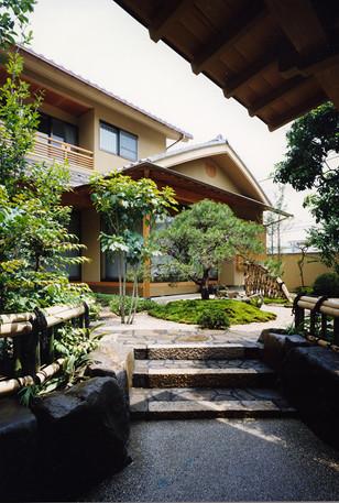 和風建築/和風住宅 | 茶室・和風建築の設計/建築/リフォームの建築設計事務所 | 椿建築デザイン事務所