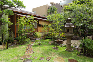 お茶室と和風庭園 | 茶室・和風建築の設計/建築/リフォームの建築設計事務所 | 椿建築デザイン事務所
