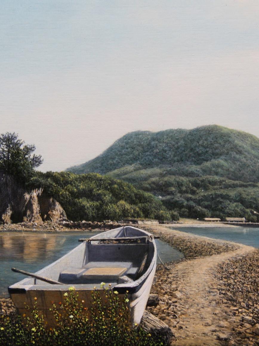 記憶の夏 東和町白木山