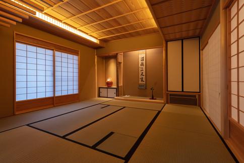 和風建築・和風住宅   茶室   東京都   椿建築デザイン研究所