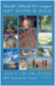 Smith Island Art League Summer Show 2020
