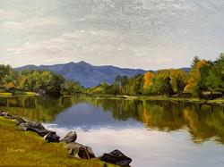 Hunter Black Mountain Lake