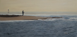 Fishing at the Point