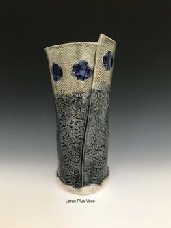 Large Plus Vase