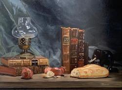 Hunter Books and Bread