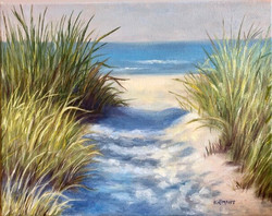 Karen Limpert _ Soft Path to the Sea