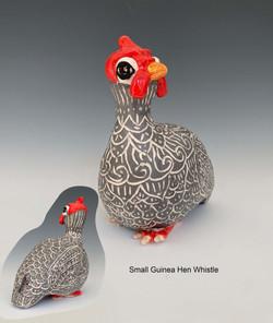 Small Guinea Hen Whistle