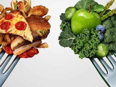 Lo rico vs. lo sano por Ellas dicen