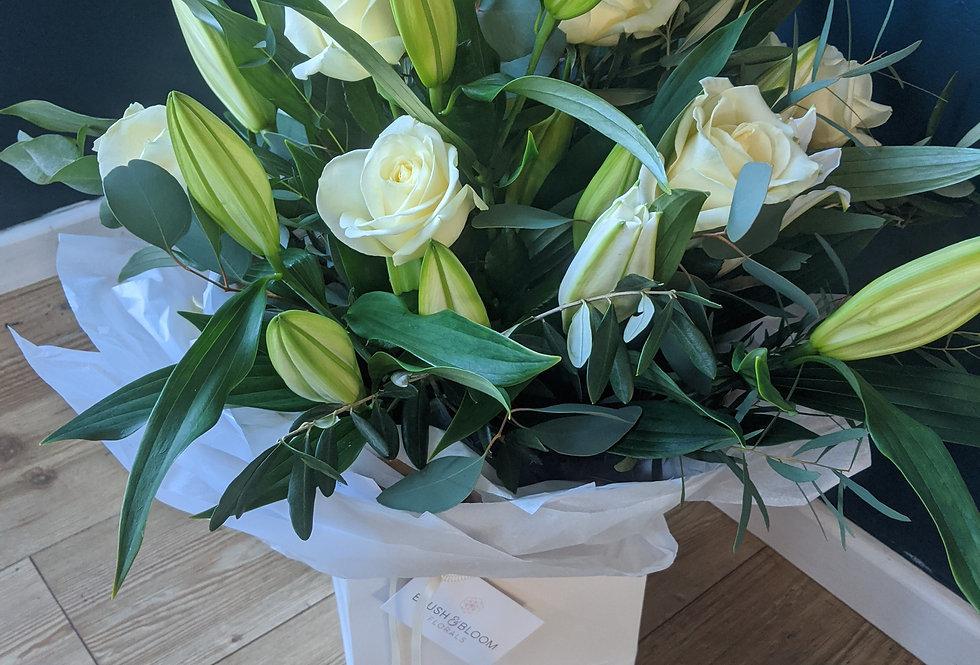 Lily & Rose Bouquet.