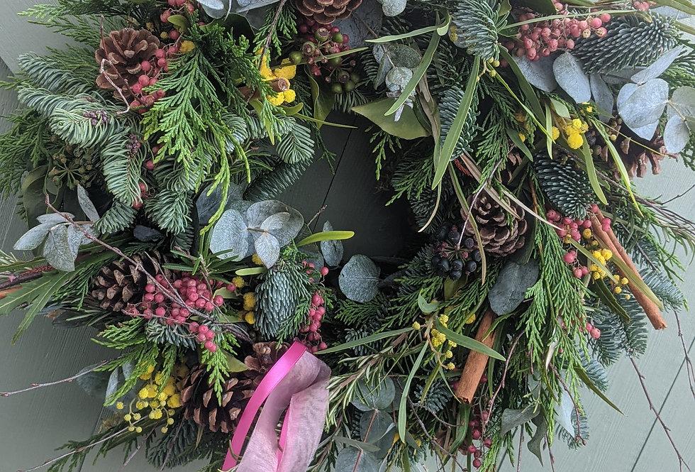 *Princess Door Wreath
