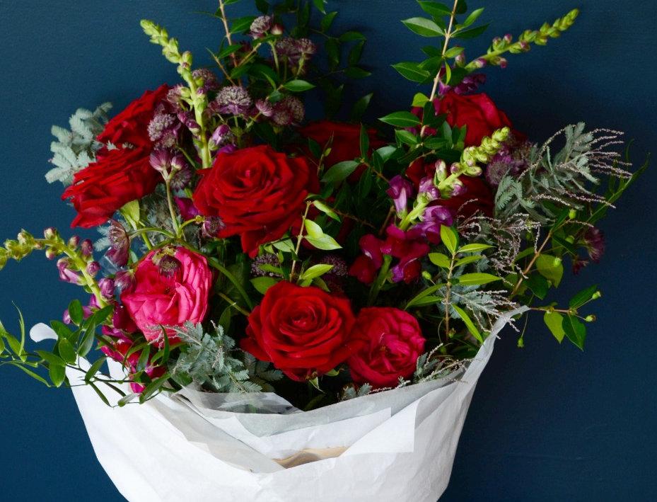 Rich Romance Bouquet