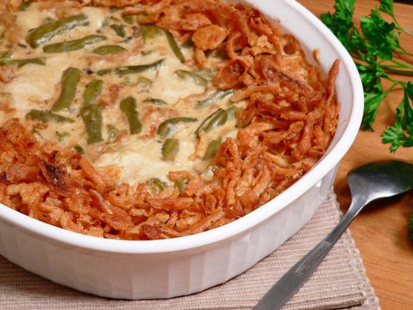 TLD green bean casserole