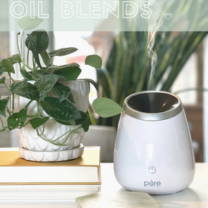 spring essential oil diffuser blends
