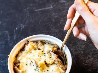 shortcut french onion soup