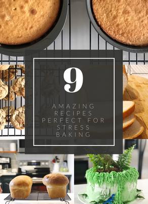 baking roundup: my go-to baking recipes perfect for quarantine baking
