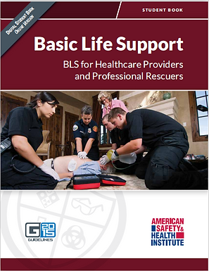 HSI:Basic Life Support - Blended format