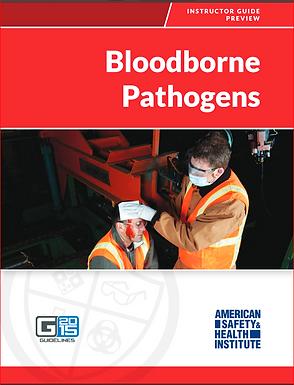 HSI: Bloodborne Pathogens - Classroom format