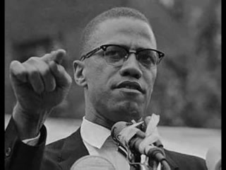 Nation of Islam Minister, Malcolm X, Speaking At Los Angeles, California - April 4, 1961