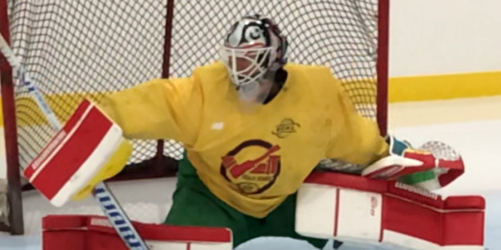 5 Week Adult Goaltending Clinic Sundays (See details for dates and pricing)